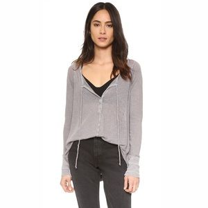 Free People NWT moonshadow top size S